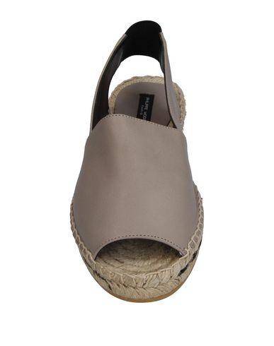 Фото 2 - Эспадрильи от PHILIPPE MODEL светло-серого цвета