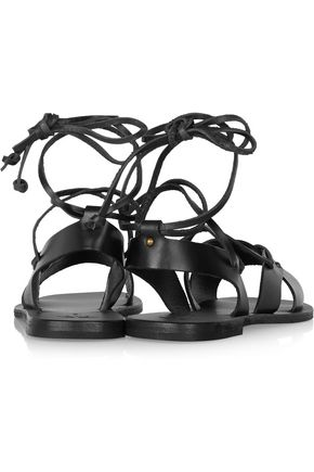 TOMAS MAIER Leather sandals