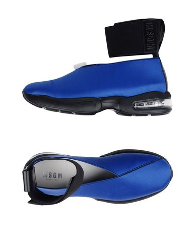 Sneackers Blu donna MSGM Sneakers&Tennis shoes basse donna