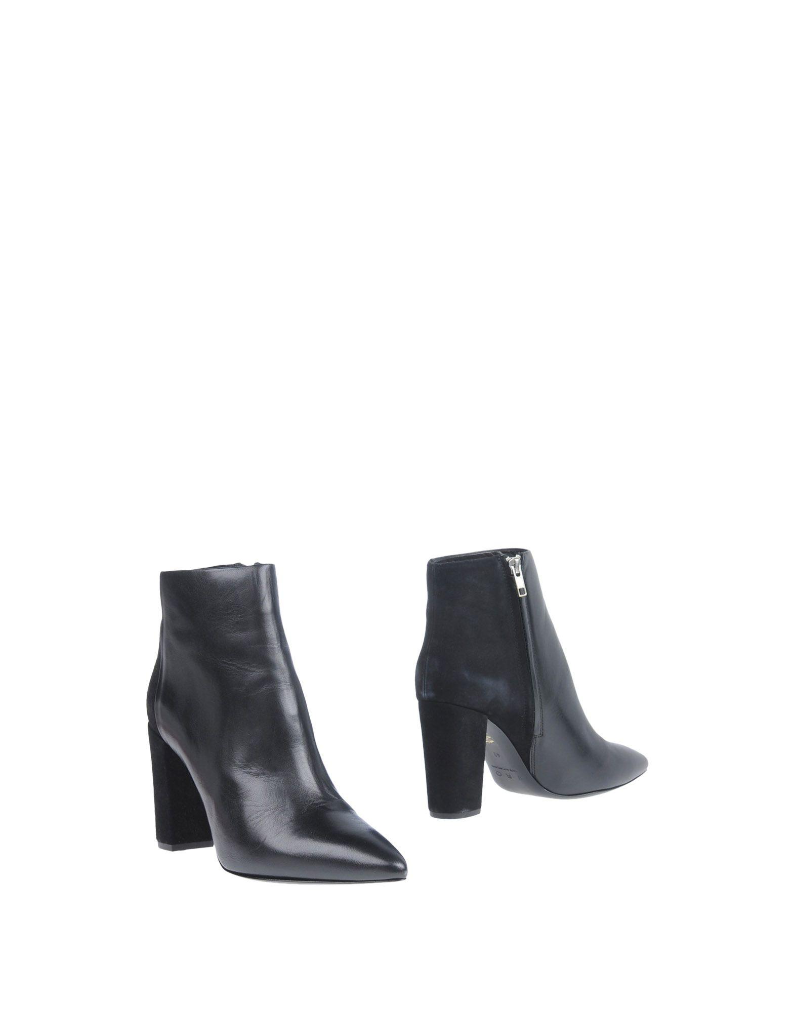 IRO Damen Stiefelette Farbe Schwarz Größe 15 - broschei