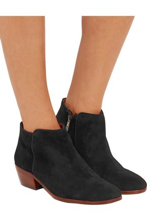 d6430890a8f776 ... SAM EDELMAN Petty suede ankle boots ...