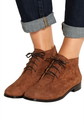 NEWBARK Jamie suede ankle boots