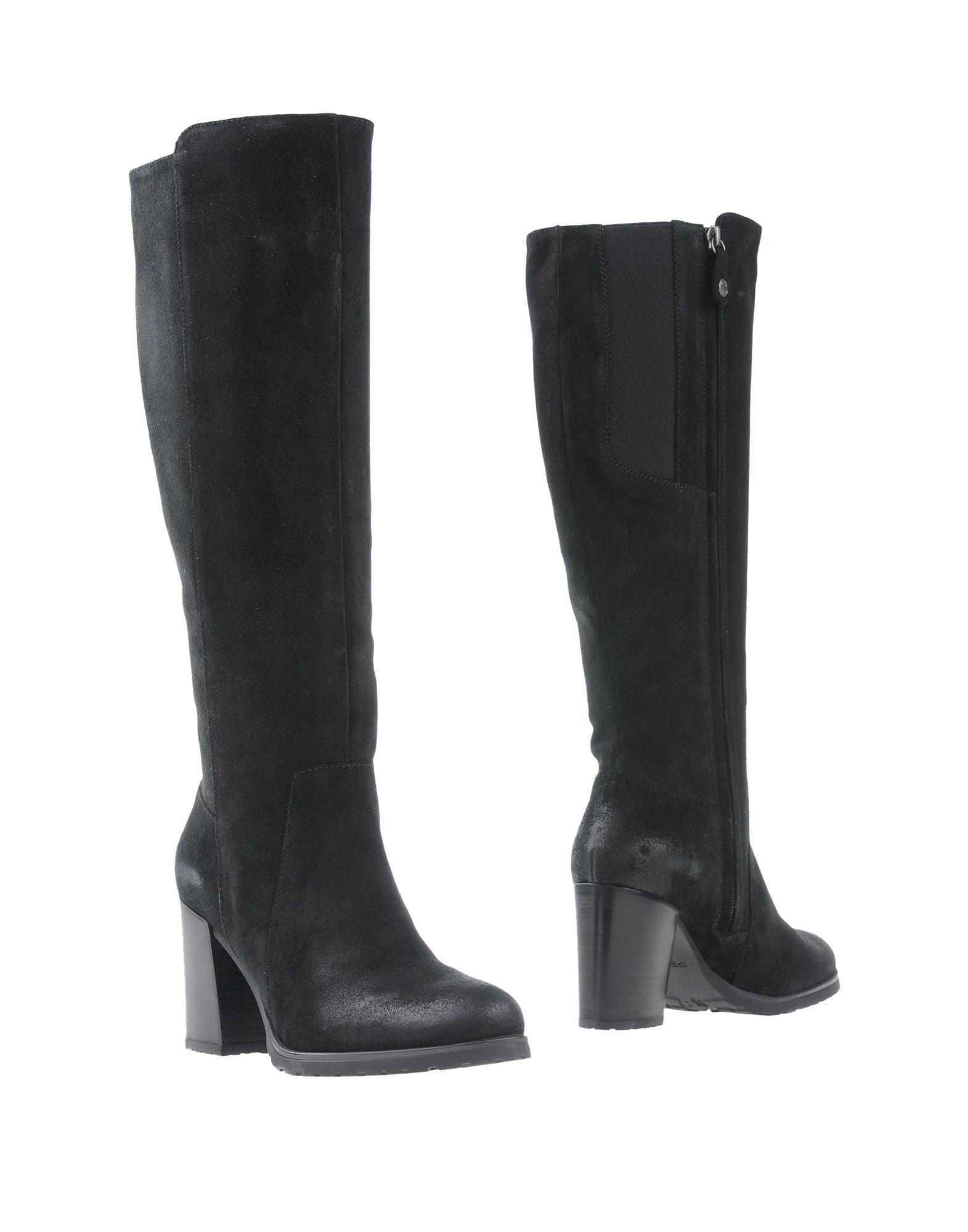 GEOX Damen Stiefel Farbe Schwarz Größe 9 jetztbilligerkaufen