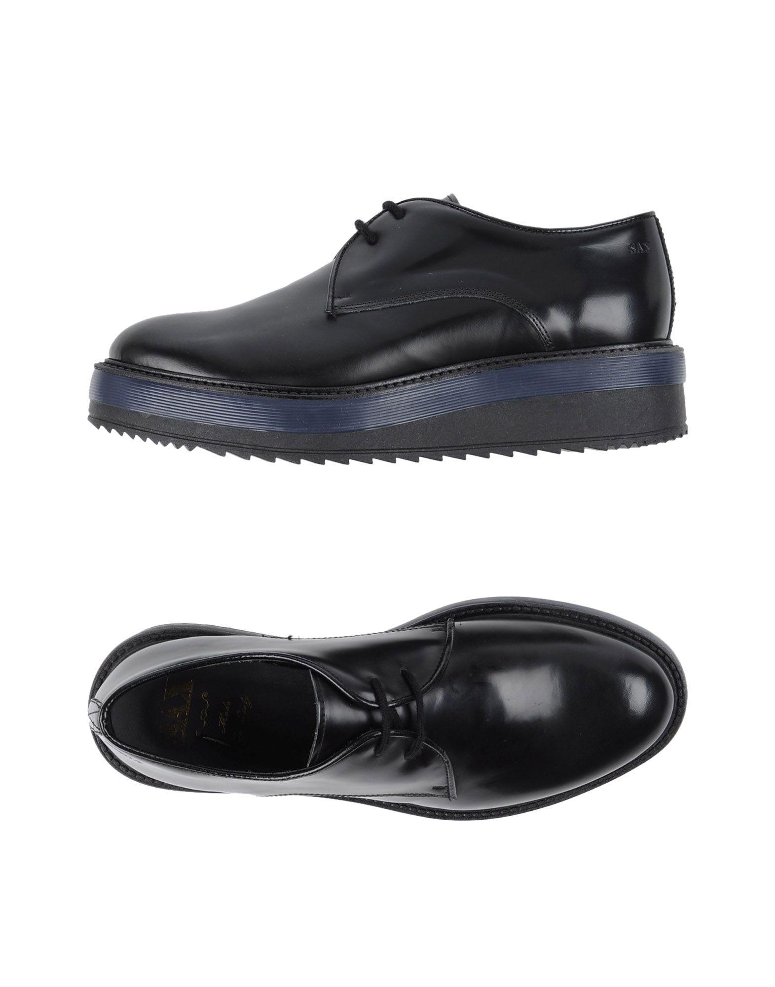 ФОТО sax Обувь на шнурках