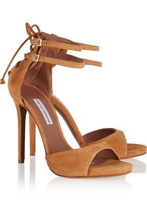 TABITHA SIMMONS Viva suede sandals