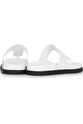 ALEXANDER WANG Agnes leather sandals