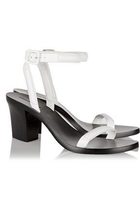 ALEXANDER WANG Ilva leather sandals