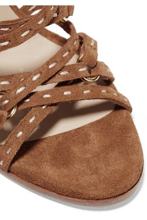 MICHAEL KORS COLLECTION Rowan suede sandals