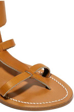 K.JACQUES ST. TROPEZ Caravelle leather sandals