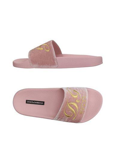 Домашние туфли DOLCE & GABBANA