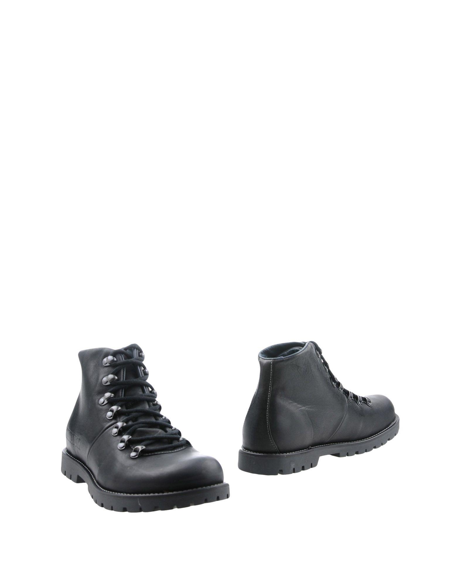 BIRKENSTOCK Полусапоги и высокие ботинки george j love полусапоги и высокие ботинки