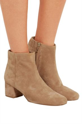 SAM EDELMAN Edith suede ankle boots