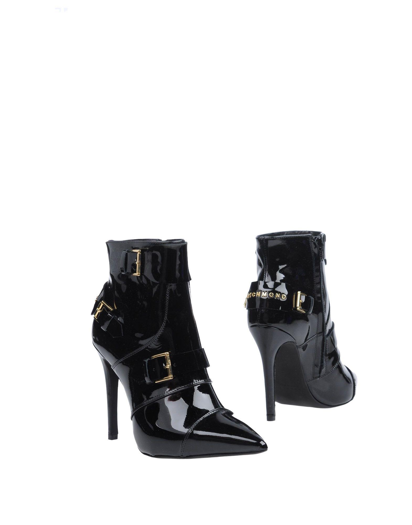 RICHMOND Полусапоги и высокие ботинки цены онлайн