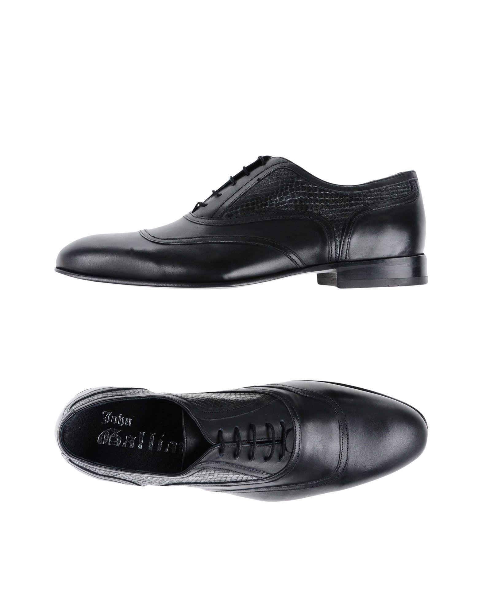 где купить JOHN GALLIANO Обувь на шнурках по лучшей цене