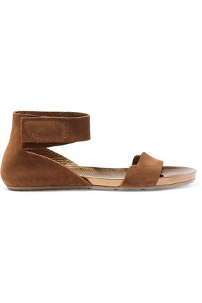 PEDRO GARCÍA Joline patent-leather sandals
