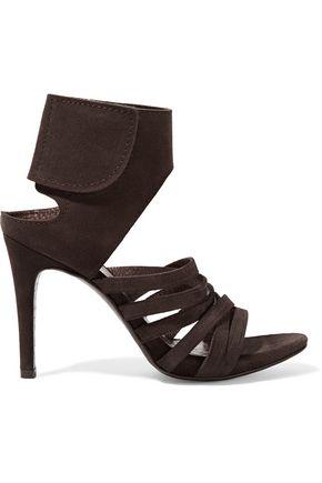 PEDRO GARCÍA Sanna suede sandals