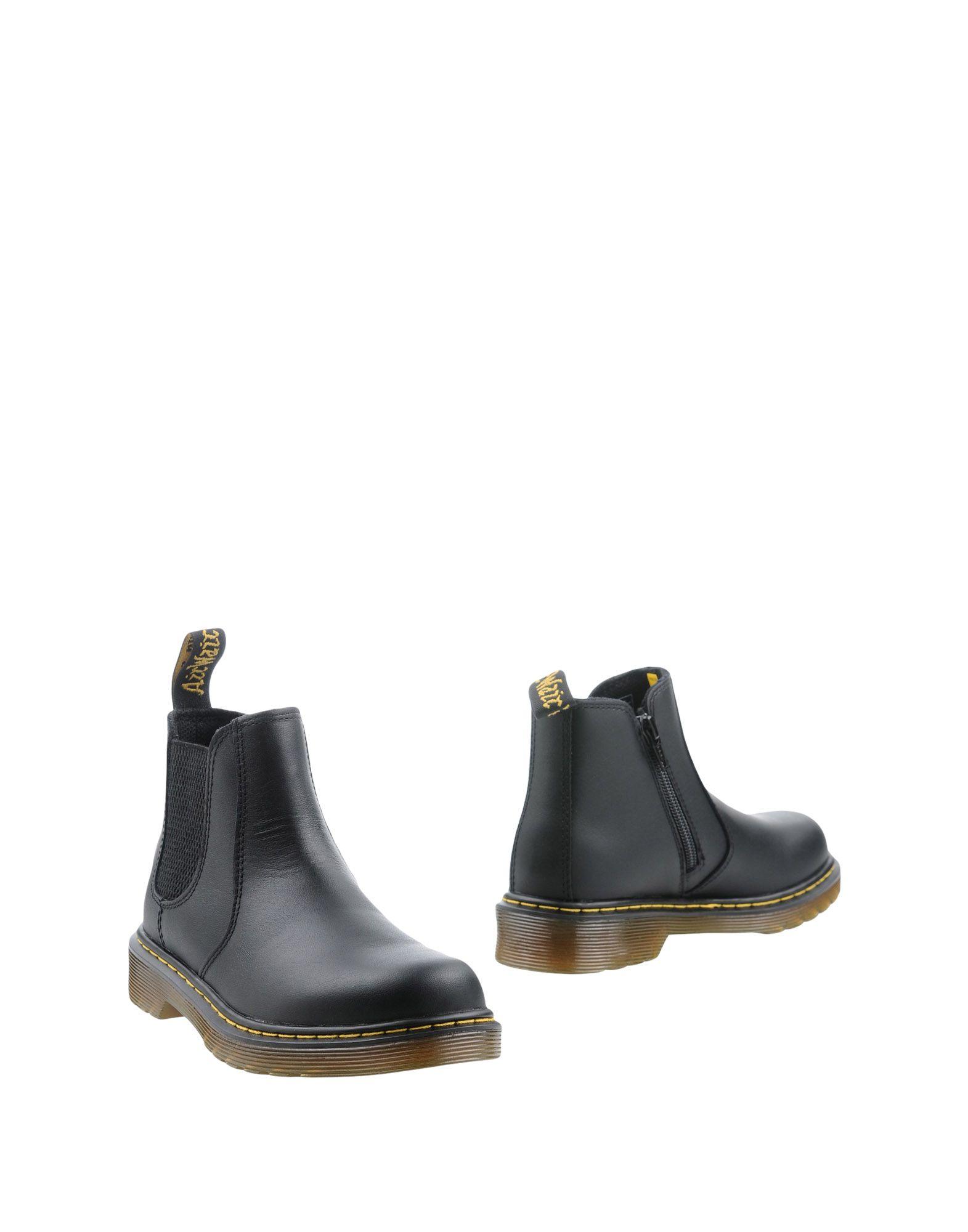 где купить DR. MARTENS Полусапоги и высокие ботинки по лучшей цене