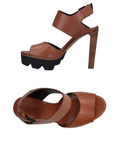 Фото - Женские сандали VIC MATIĒ коричневого цвета
