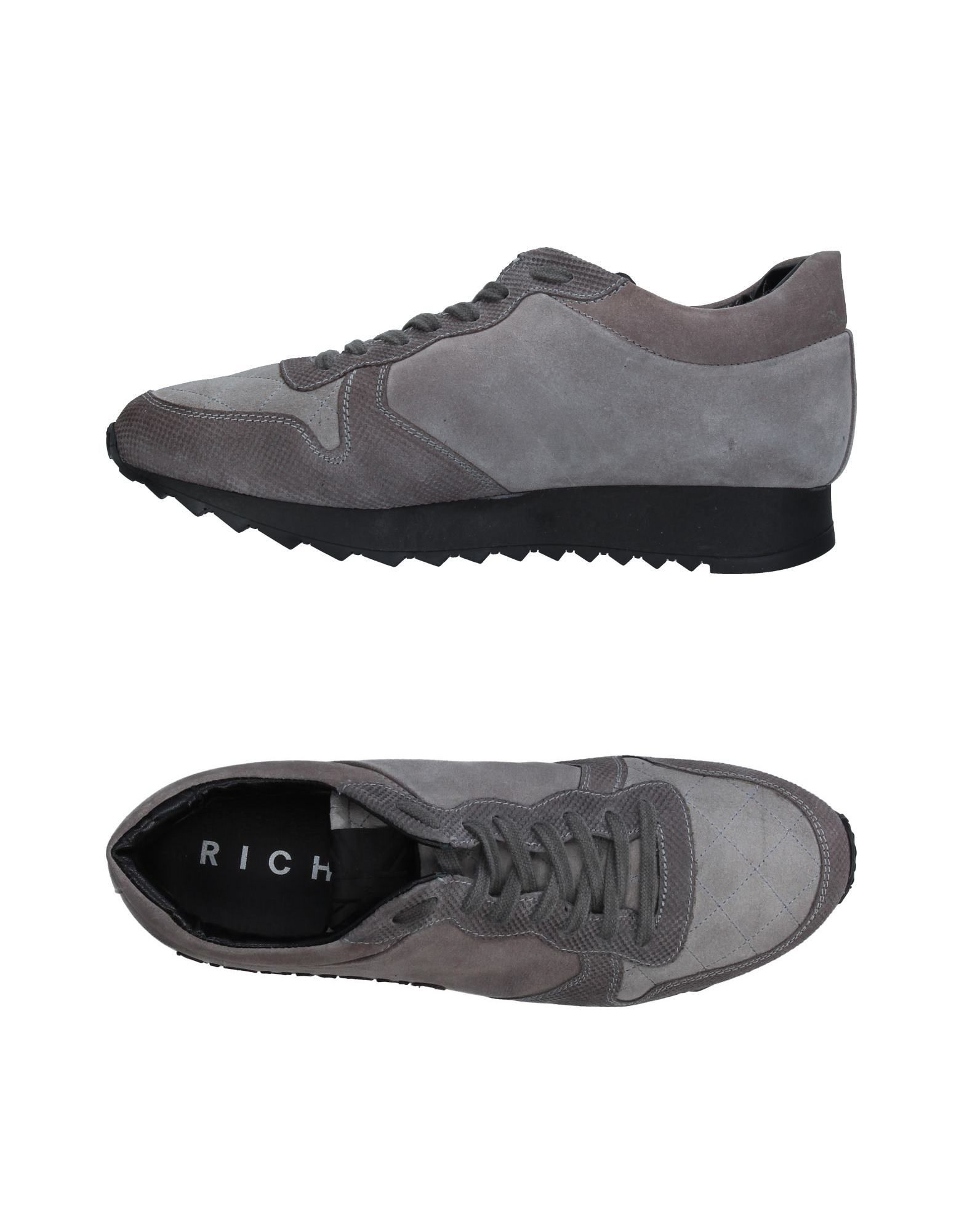 RICHMOND Низкие кеды и кроссовки pierre hardy низкие кеды и кроссовки