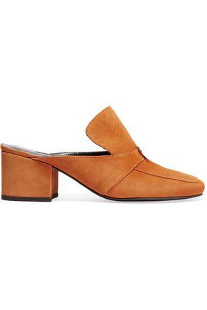 DORATEYMUR Seyma suede slippers