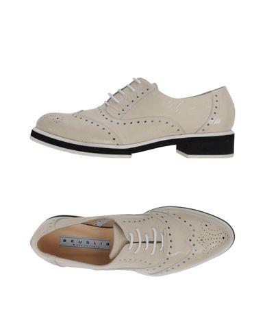 Фото - Обувь на шнурках от F.LLI BRUGLIA цвет слоновая кость
