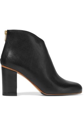 ATP ATELIER Farah leather ankle boots