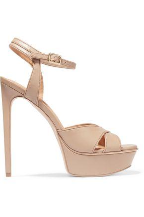 HALSTON HERITAGE Naomi leather sandals
