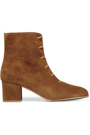 ATP ATELIER Sun suede ankle boots