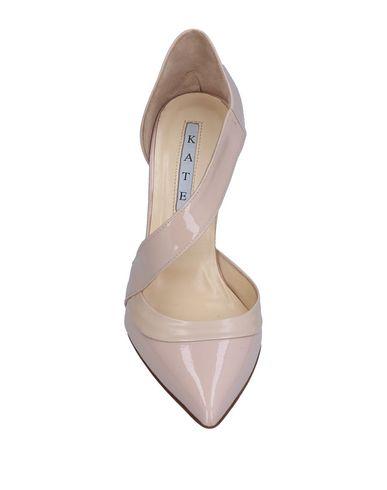 Фото 2 - Женские туфли KATE светло-розового цвета