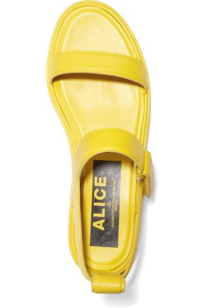 GOLDEN GOOSE DELUXE BRAND Alice leather sandals