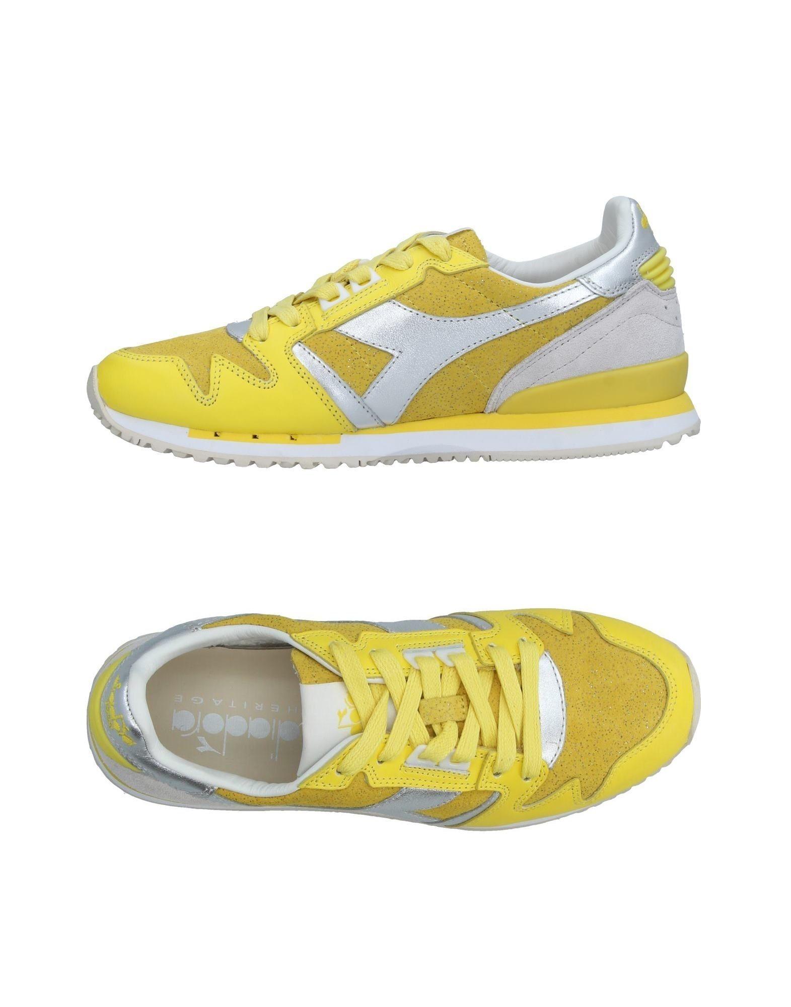 ФОТО diadora heritage низкие кеды и кроссовки
