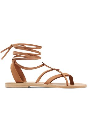 VALIA GABRIEL Chloe leather sandals