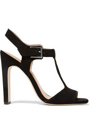 HALSTON HERITAGE Vera suede sandals