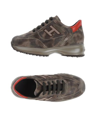 Foto HOGAN JUNIOR Sneakers & Tennis shoes basse bambino