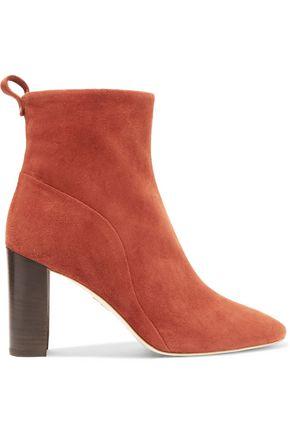 CHELSEA PARIS Tess nubuck ankle boots