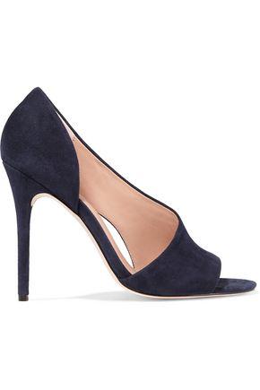 HALSTON HERITAGE Lynn suede sandals