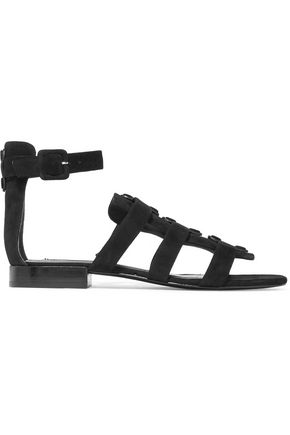 ALEXANDER WANG Mallory suede sandals