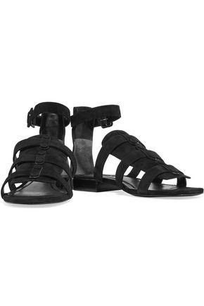 ALEXANDER WANG Mallory suede sandals