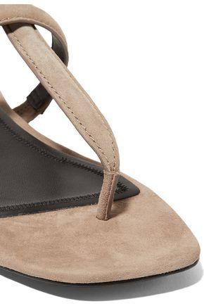 ALEXANDER WANG Teresa suede sandals