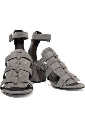 ALEXANDER WANG Aliz suede sandals