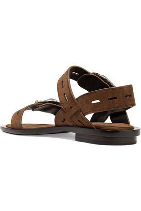 ALEXANDER WANG Charlotte suede sandals
