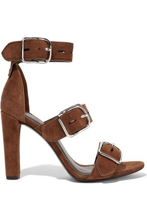 ALEXANDER WANG Bridget suede sandals
