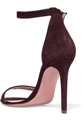 IRIS AND INK Suede sandals