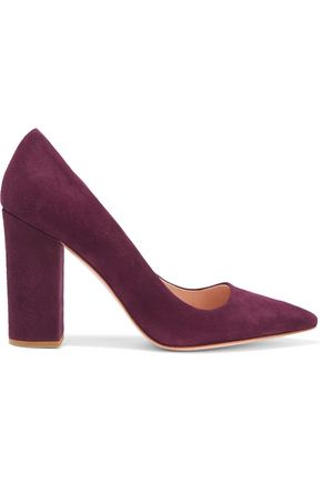 IRIS & INK Suede pumps