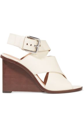 ALEXANDER WANG Elisa leather sandals
