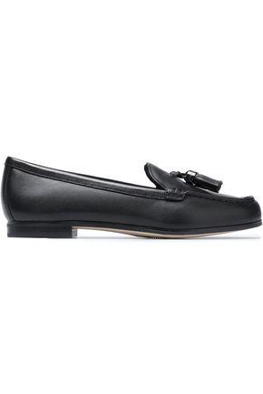 MICHAEL MICHAEL KORS Tasseled leather loafers