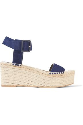 VINCE. Abby suede sandals