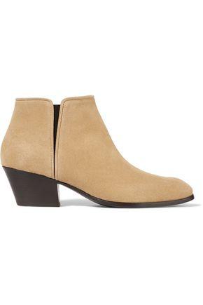 GIUSEPPE ZANOTTI Nubuck ankle boots