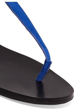 SIGERSON MORRISON Braze suede sandals
