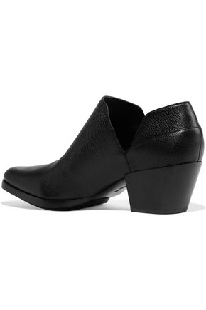 3.1 PHILLIP LIM Dolores textured-leather boots